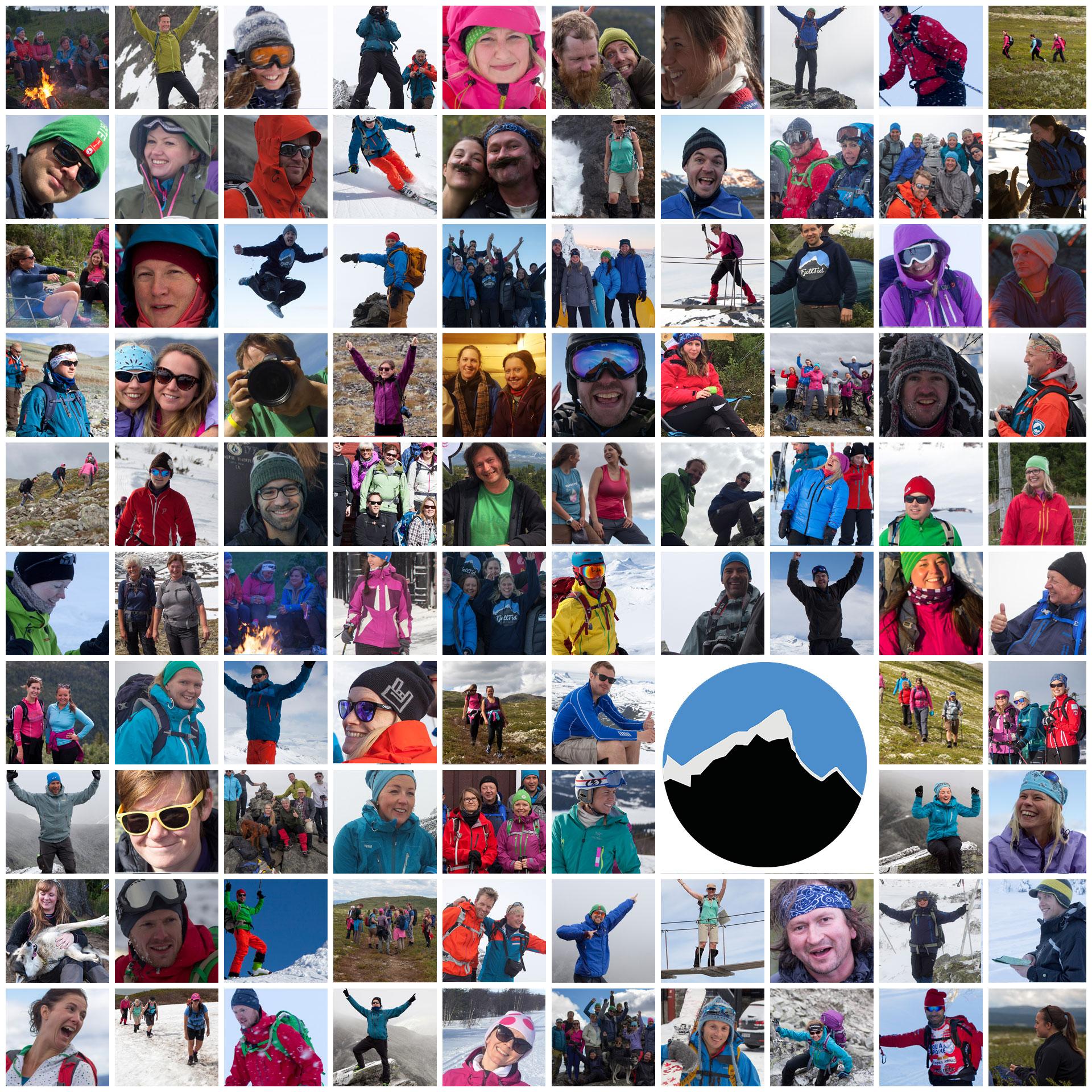 FjellTid (norr. fjalltíð): Sosialt turnettverk for alle turfolk. #fjelltid