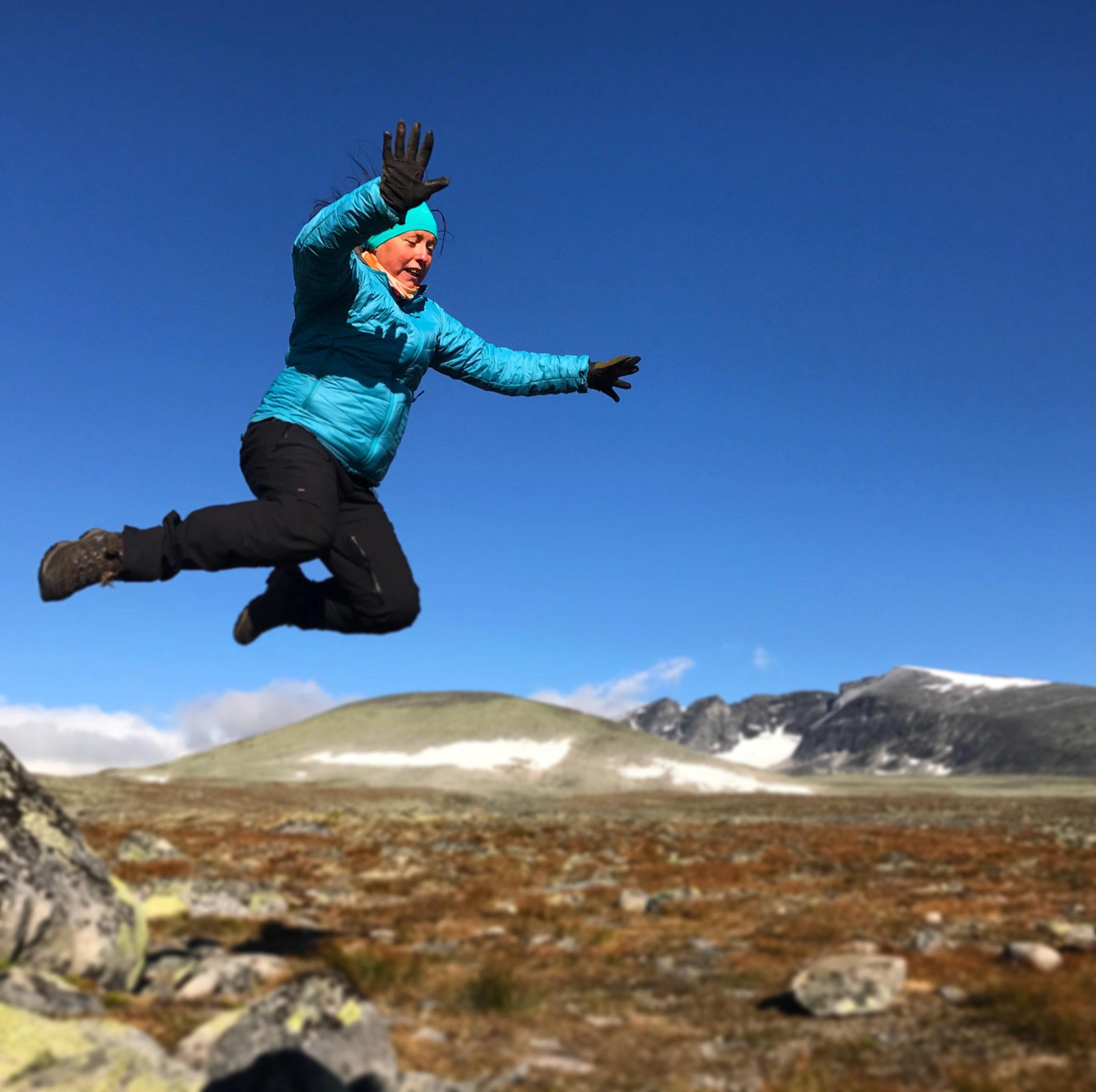 Tur til Snøhetta med FjellTid